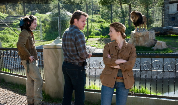 We Bought a Zoo (2011) 1/2(2.5/4) : They start over…. with a zoo |  Seongyong's Private Place
