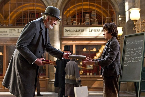 Hugo 2011 1 2 3 5 4 A Family Movie From Martin Scorsese No Kidding Seongyong S Private Place