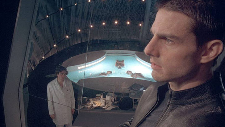 Minority Report 2002 4 4 A Great Multifaceted Entertainment From Spielberg Seongyong S Private Place