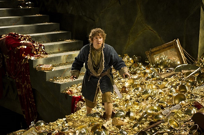 The Hobbit The Desolation Of Smaug 2013 1 2 2 5 4 So They Go There Seongyong S Private Place