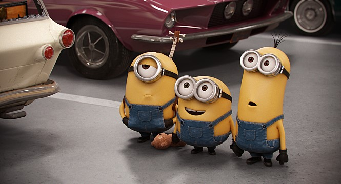 Minions 2015 1 2 2 5 4 More Minions Shall We Say Seongyong S Private Place
