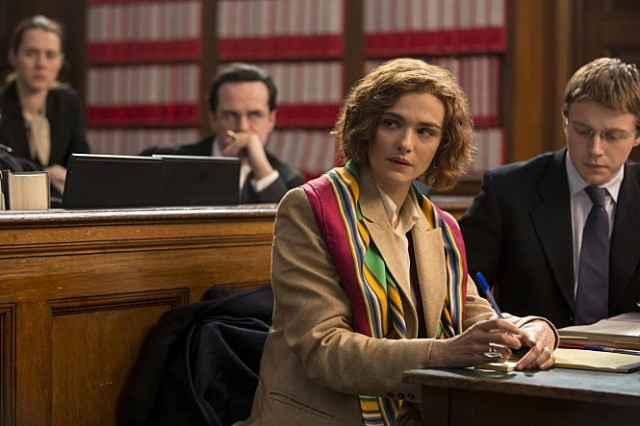 Denial (2016) (3/4): History on Trial | Seongyong's Private Place