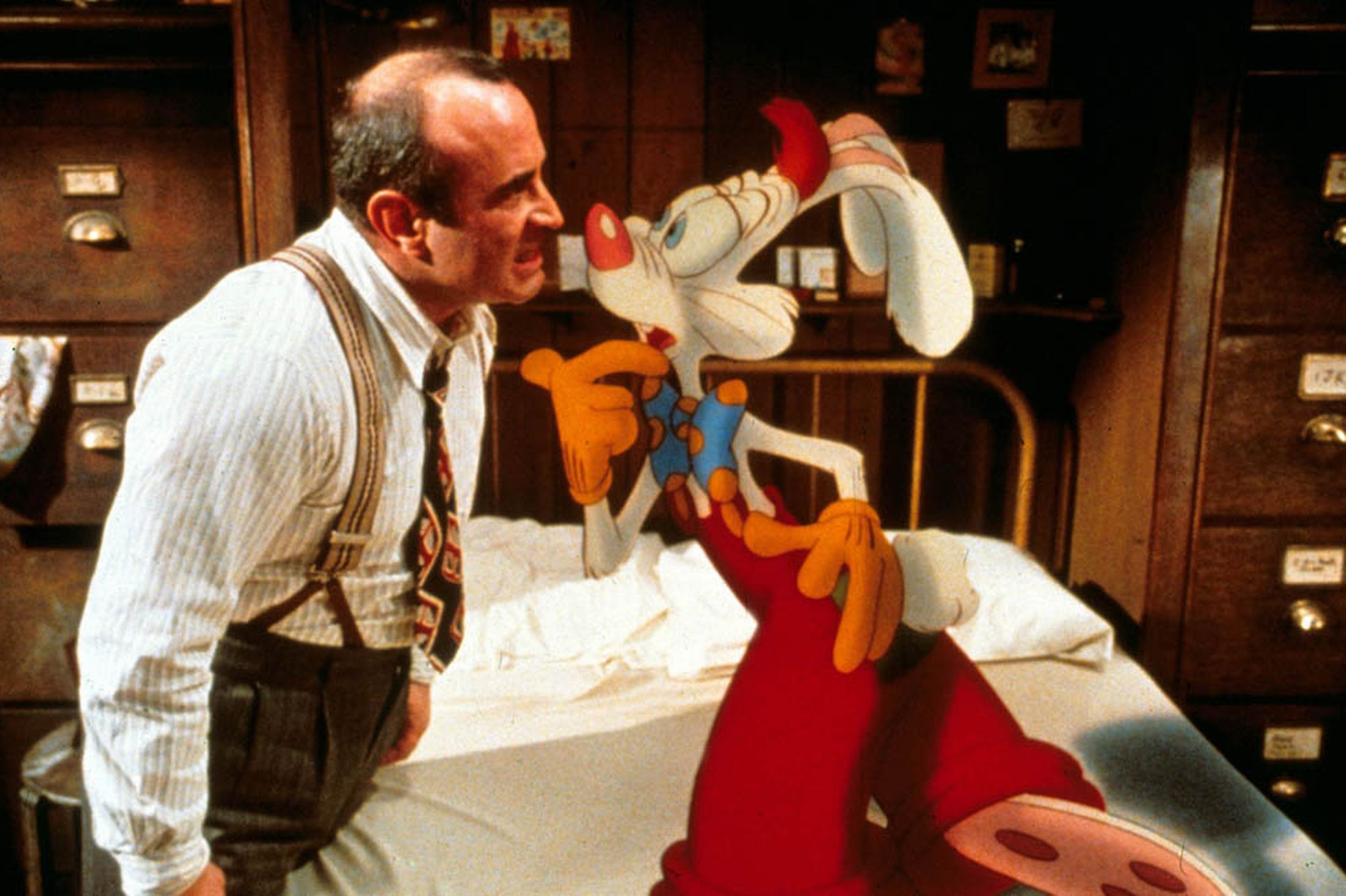 Who Framed Roger Rabbit 1988 4 4 A Timeless Live Action Animated Fantasy Seongyong S Private Place